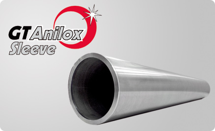 Tamburini sleeve - Anilox Sleeve