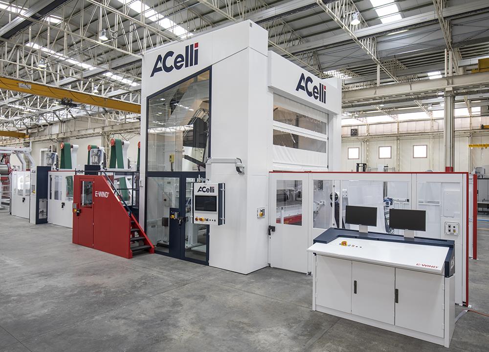 ACelli 35 - TISSUE REWINDERS - T100 3